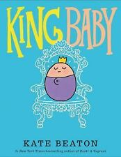 KING BABY NEW HARDCOVER BOOK