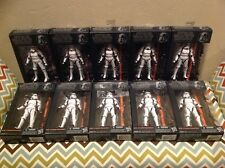 Star Wars: The Black Series - #09 Stormtrooper lot x10