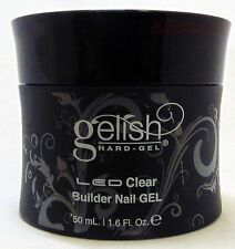Nail Harmony Gelish Hard-Gel LED/UV Clear Builder - 1.6oz (50 mL) (01565)