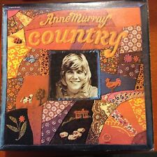 Anne Murray-country-LP-Capitol-144166-1972-Vinyl Record