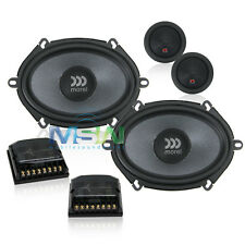 "*NEW* MOREL TEMPO ULTRA 572 5""x 7"" 2-Way CAR AUDIO COMPONENT SPEAKER SYSTEM 5x7"