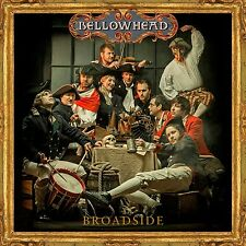BELLOWHEAD - BROADSIDE  CD  - 12 TRACKS - NEU