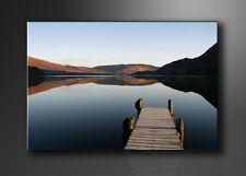 Bilder auf Leinwand Natur 120x80cm XXL 5063 + Alle Wandbilder fertig gerahmt