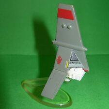 STAR WARS Micro Machines Luke Skywalker's T-16 SKYHOPPER Spaceship GALOOB 1995