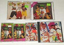 TLC 6 SEALED IMPORT CD TAPE CASSETTE Lisa Lefteye Lopez Rap R&B Og Hip Hop lp 12