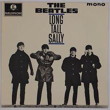 THE BEATLES: Long Tall Sally UK MONO GEP 8913 45 EP NEAR MINT 1/1N