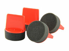 4 PACK--Premium Shoe Polish Daubers/Applicators--Ergonomic Grip--Reusable!!!!