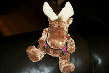 Animal Adventure Moose plush  Harry and David  8""