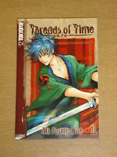 THREADS OF TIME VOL 1 TOKYOPOP MANGA MI YOUNG NOH GN