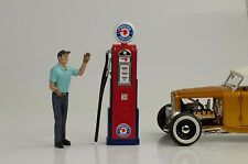 pompe à carburant essence a / Pontiac Service 1:18 n° car Figurine