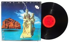 TIME BANDITS: Fiction LP COLUMBIA RECORDS BFC40397 US 1985 In Shrink NM