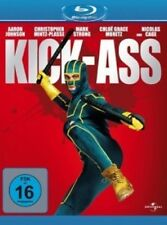 KICK-ASS -  BLU-RAY NEUWARE AARON JOHNSON,CHRISTOPHER MINTZ-PLASSE,MARK STRONG