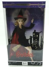 BEWITCHED Elizabeth Montgomery BARBIE SAMANTHA DOLL Witch Outfit MINT NRFB
