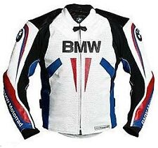 BMW MotoGp Motorbike Leather Jacket Motorcycle Racer Sports Biker Leather Jacket
