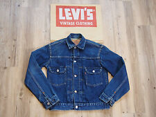 Levis LVC 507XX Type 2 Jacket Size: 36/ Small VINTAGE CLOTHING MADE IN USA RARE