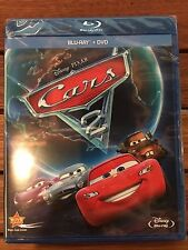 Cars 2 (Blu-ray/DVD, 2011, 2-Disc Set) Combo Pack