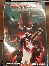 Shadowland Blood on the Streets Marvel HC Premiere Edition