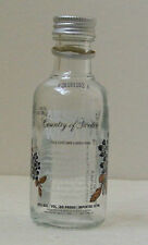 ABSOLUT WILD TEA VODKA MINIATURE BOTTLE - No Contents