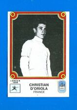 MONTREAL 76 - Panini 1976 -Figurina-Sticker n. 65 - D'ORIOLA LONDON 1948 -Rec