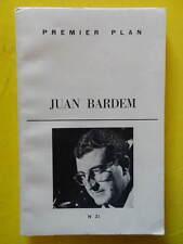 revue Premier Plan Juan Bardem n° 21 février 1962 cinéma Espagne