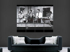 THE RATPACK CLASSIC POOL VINTAGE  ART WALL LARGE IMAGE GIANT POSTER