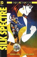 Before Watchmen: Silk Spectre/dc/Panini Comics/producto nuevo