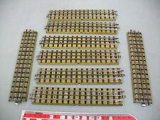 AI162-1# 8x Märklin H0/00 Tronçon de voie m piste,droit pour 3600/800 Vorkrieg