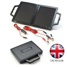 4 Watt 12V Solar Panel Trickle Car Battery Charger FREE DELIVERY