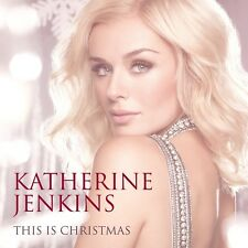 Katherine Jenkins This Is Christmas CD NEW Deck The Halls/Santa Baby+
