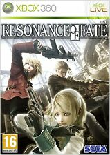 Xbox 360 Game Resonance of Fate New & welded