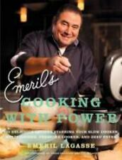 Emeril's Cooking with Power: 100 Delicious Recipes Starring Your Slow Cooker, Mu