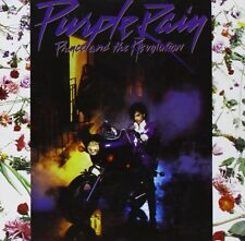 PRINCE AND THE REVOLUTION CD - PURPLE RAIN SOUNDTRACK (1984) - NEW UNOPENED