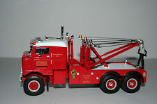 First Gear Red Kenworth Tow Truck 19-2511