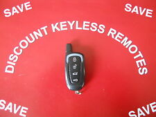 1-COMPUSTAR   AFTERMARKET KEYLESS REMOTE  VA5JREC340-2WSP   4-BUTTON  BLUE LIGHT