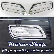 Chrome Fog Light Lamp Cover Trim for 07~15 Hyundai H-1/iLoad/iMax/i800