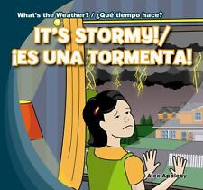 It's Stormy!Es Una Tormenta! (What's the Weather?Que Tiempo Hace?)