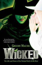 Wicked by Gregory Maguire (Paperback, 2006)