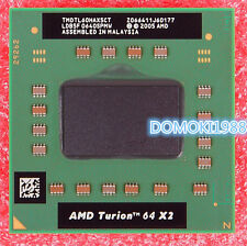 AMD Turion 64 X2 TL-60 TL60 TMDTL60HAX5DM 2G Socket S1 Mobile CPU Processor