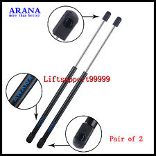 2 Rear Window Glass Lift Supports Struts Shock Spring For Hyundai Santa Fe 01-06