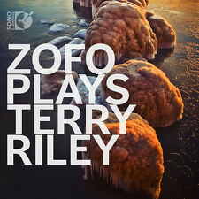 Plays Terry Riley - Riley / Zofo (2015, CD NEUF)2 DISC SET
