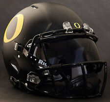 OREGON DUCKS NCAA Gameday REPLICA Football Helmet w/ OAKLEY Eye Shield