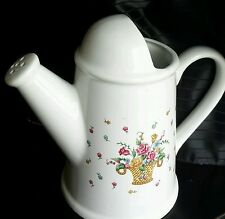 THE SAN FRANCISCO MUSIC BOX COMPANY WATERING CAN PLANTER YOU ARE MY SUNSHINE A