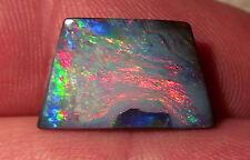 Traumhaft schöner Multicolor Boulderopal -Top Stein - 12,4ct.mit Video