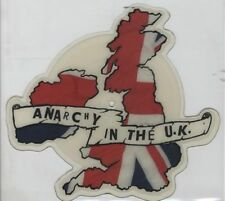 EX+! MEGADETH ANARCHY IN THE UK Limited VINYL Shaped Picture Pic Disc