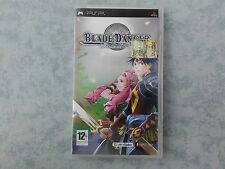 BLADE DANCER LINEAGE OF LIGHT JRPG SONY PLAYSTATION PSP ITALIANO COME NUOVO