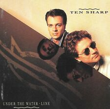 TEN SHARP - Under the water-line - 10 Tracks