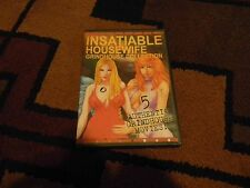 INSATIABLE HOUSEWIFE GRINDHOUSE COLLECTION, DVD, 5 MOVIES