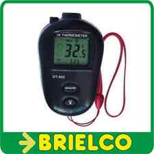 THERMOMETER DIGITAL INFRARED WITHOUT CONTACT MINIATURE LCD -50A300ºC 2XAAA