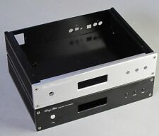 2806R aluminum DAC chassis DAC box with 1602 LCD display Cut hole