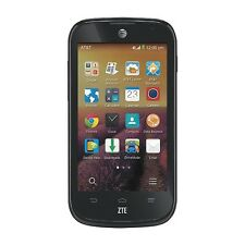 NEW IN BOX ATT ZTE COMPEL Z830 BLACK AT&T UNLOCKED CELLULAR PHONE